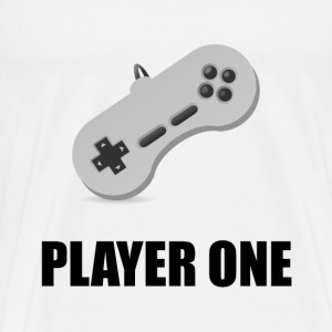 Player One - Men's Premium T-Shirt