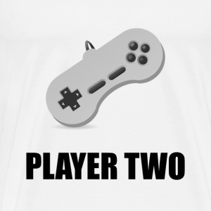 Player Two - Men's Premium T-Shirt