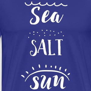 Sea Salt Sun T-Shirts - Men's Premium T-Shirt