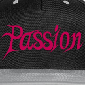 Passion - Snap-back Baseball Cap