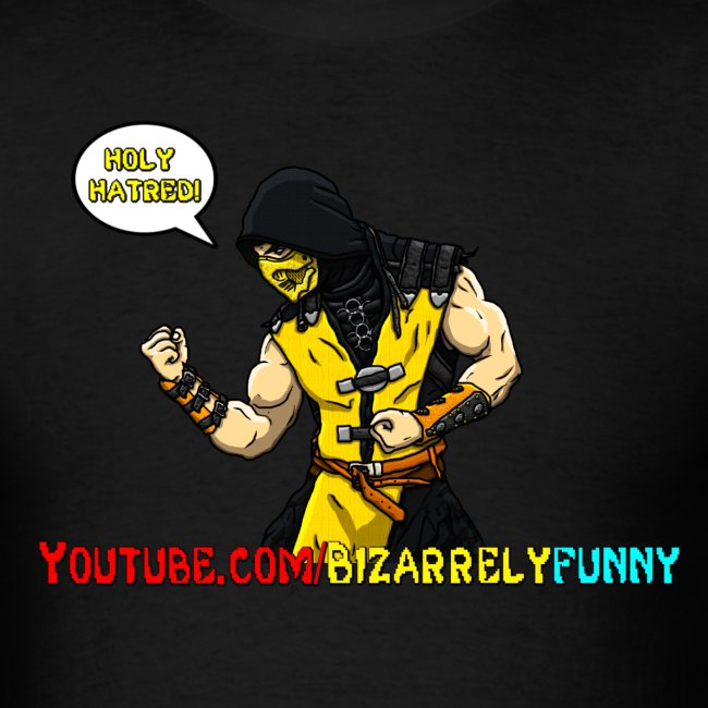 Scorpion BF Comic Shirt 2