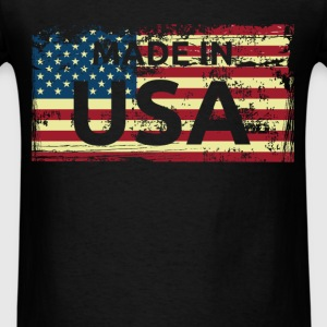 Made in USA - Men's T-Shirt