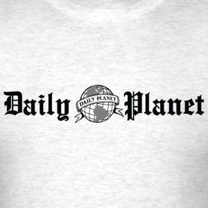 Daily Planet - Men's T-Shirt