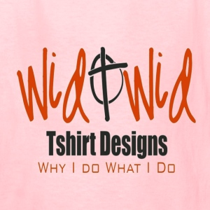 kids wid wid logo 1 - Kids' T-Shirt