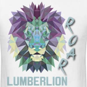 LumberLion - Men's T-Shirt