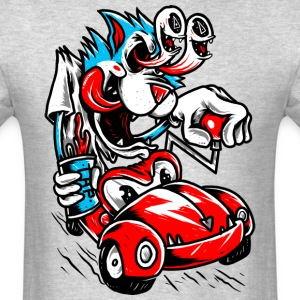 bad ride - Men's T-Shirt