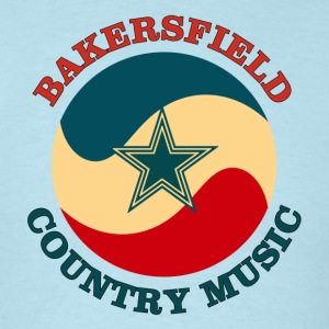 bakersfield country - Men's T-Shirt