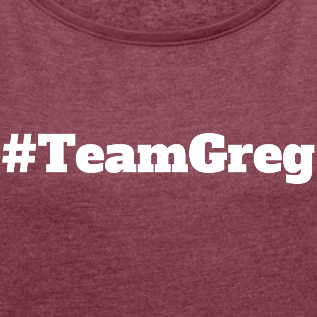 Team Greg Slouchy Tee
