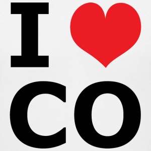 I Heart Colorado - Women's V-Neck T-Shirt