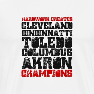 Ohio Makes Champions Tee - Men's Premium T-Shirt