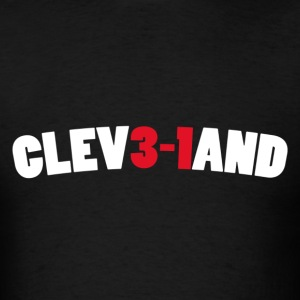 CLEV3-1AND T-Shirts - Men's T-Shirt
