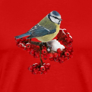 Tit bird T-Shirts - Men's Premium T-Shirt