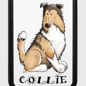 Happy Collie Phone & Tablet Cases - iPhone 6/6s Rubber Case