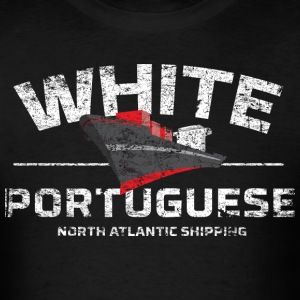 White Portuguese - Men's T-Shirt