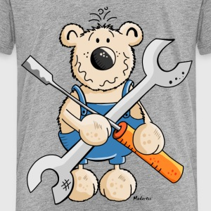 Craftsmen Bear Baby & Toddler Shirts - Toddler Premium T-Shirt