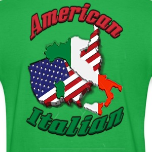 Ladies American Italian T  - Women's T-Shirt