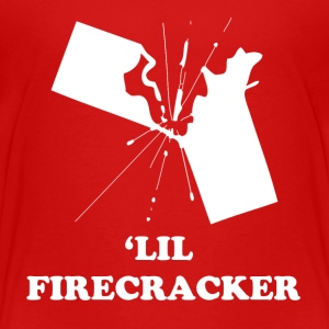 little Firecracker - Toddler Premium T-Shirt