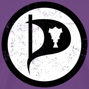 Iceland Pirate Party - Men's Premium T-Shirt