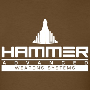 Hammer Advanced Weapons Systems - Men's T-Shirt