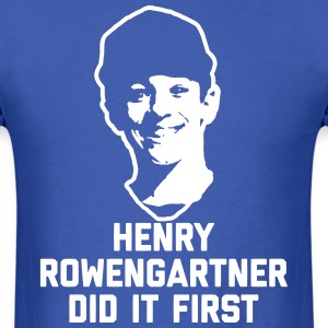 Henry Rowengartner T-Shirts - Men's T-Shirt