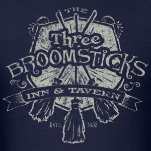 Three Broomsticks - Men's T-Shirt