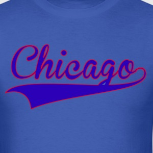 Chicago Baseball Jersey T-shirt - Men's T-Shirt