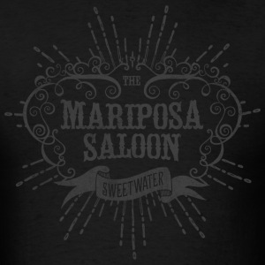 Mariposa Saloon - Men's T-Shirt