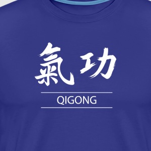 QiGong - Men's Premium T-Shirt