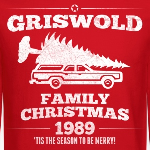 Griswold Family Christmas Long Sleeve Shirts - Crewneck Sweatshirt