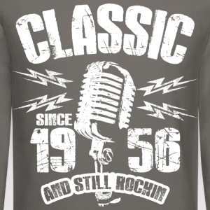 Classic Since 1956 Long Sleeve Shirts - Crewneck Sweatshirt