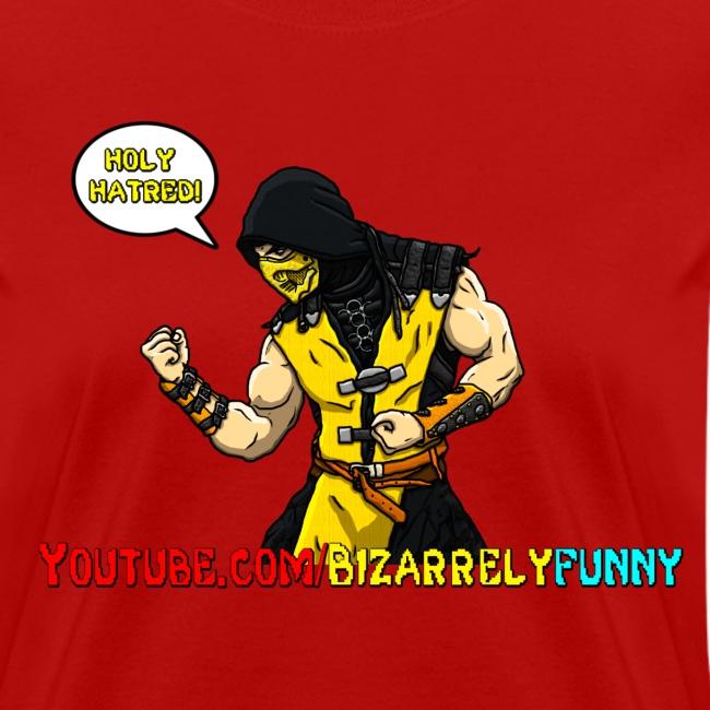 Scorpion BF Comic Female