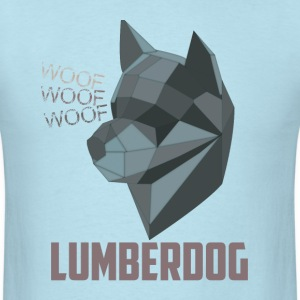 LumberDog - Men's T-Shirt