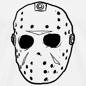 Halloween - Mike - Horror - Hockey - Mask T-Shirts - Men's Premium T-Shirt