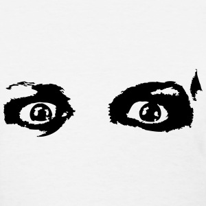 Halloween - Horror - Eyes - Watching You T-Shirts - Women's T-Shirt