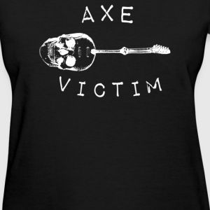 Axe Victim - Women's T-Shirt