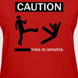 300 This Is Sparta - Women's T-Shirt