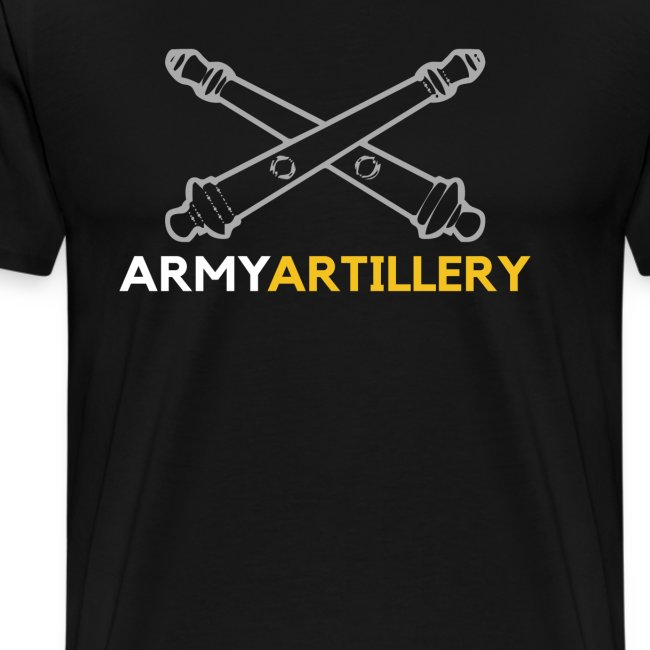 Army: Artillery Branch