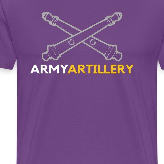 Army: Artillery Branch