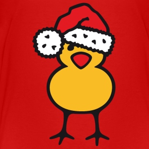 Christmas Chick - Kids' Premium T-Shirt