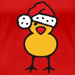 Christmas Chick - Women's Premium T-Shirt