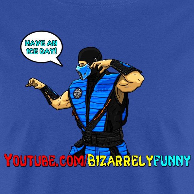 Sub-Zero BF Comic Shirt 2