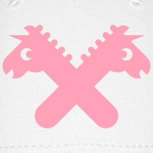 Pink Unicorns In Love Sportswear - Baseball Cap