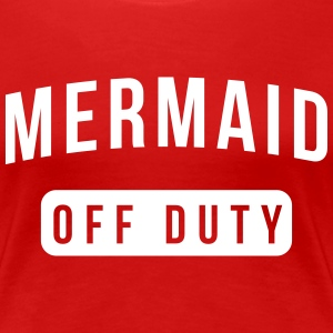 Mermaid off-duty T-Shirts - Women's Premium T-Shirt