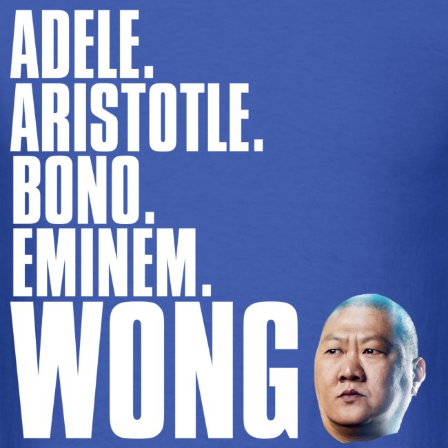 There is only one WONG