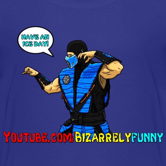 Sub-Zero BF Comic Shirt