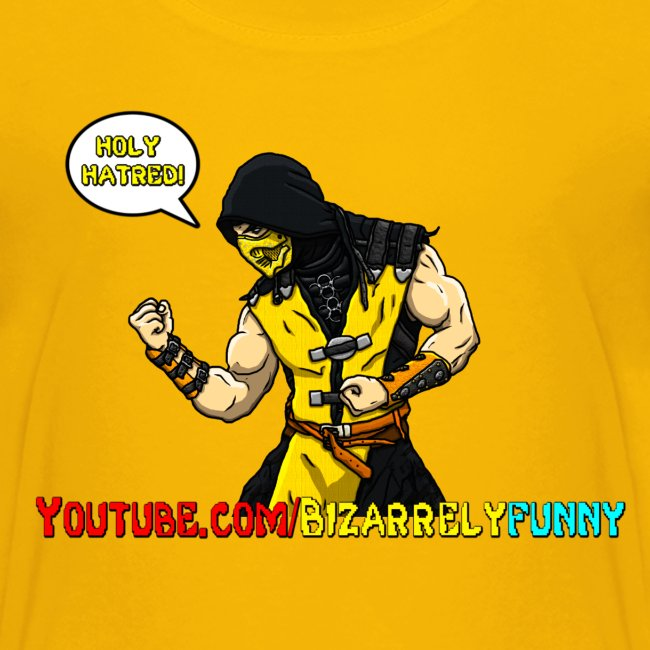 Scorpion BF Comic Shirt