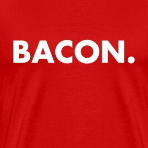 bacon - Men's Premium T-Shirt