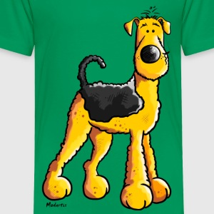 Sweet Airedale Terrier Baby & Toddler Shirts - Toddler Premium T-Shirt
