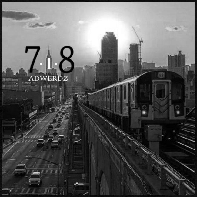 718 COVER TEE