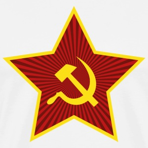 Communist Star - Men's Premium T-Shirt